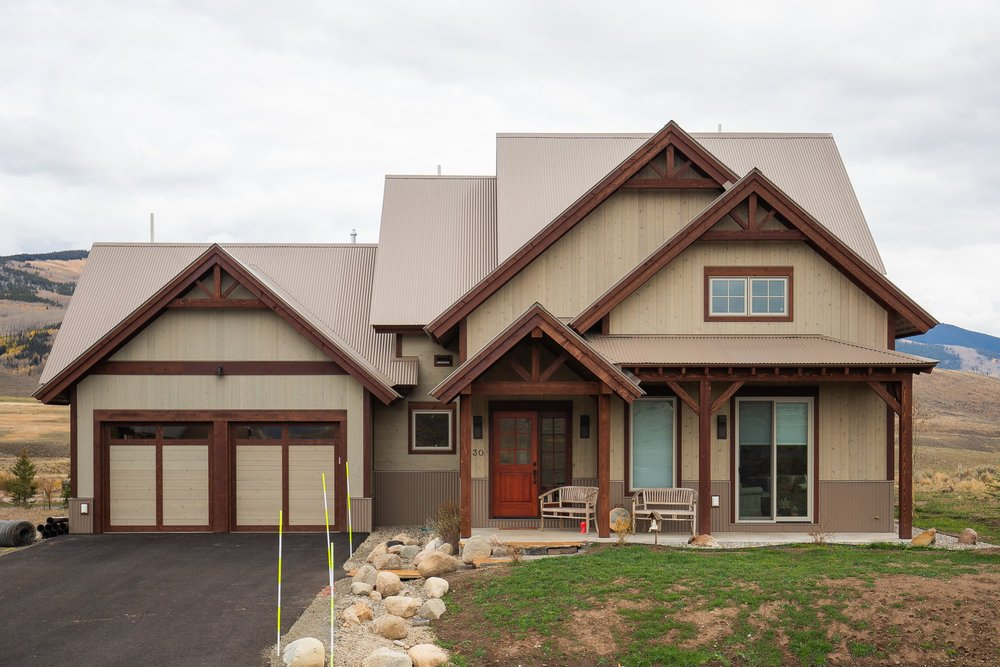 30 Bridle Spur Way house - front view