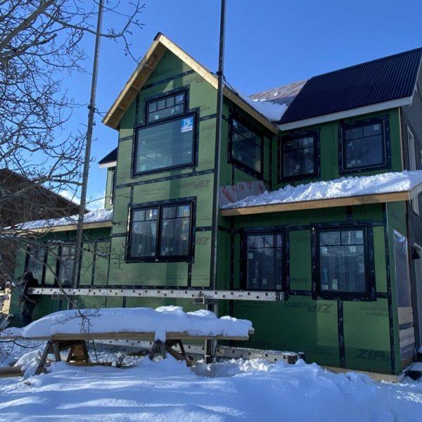 shavano house in progress
